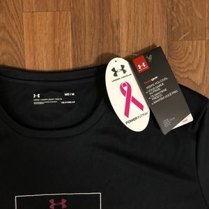 Under Armour Shirts - 🔥 NWT Under Armour Power in Pink T-Shirt Men's M
